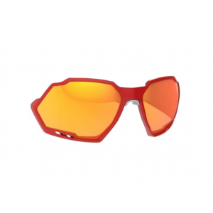 CLIP-ON HB RUSH 010276 FIRE REDE