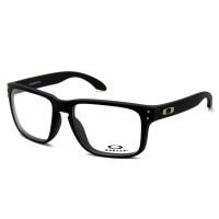 OAKLEY HOLBROOK RX OX8156 0856 56 SATIN BLACK